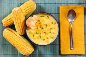 kremna juha iz koruze